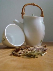 Traditional Chinese Herbal Tea Argyll