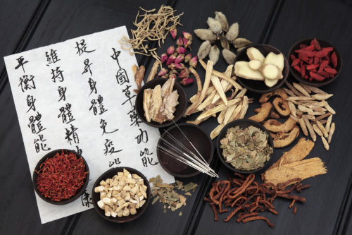 Traditional Chinese Medicine Herbs Scotland